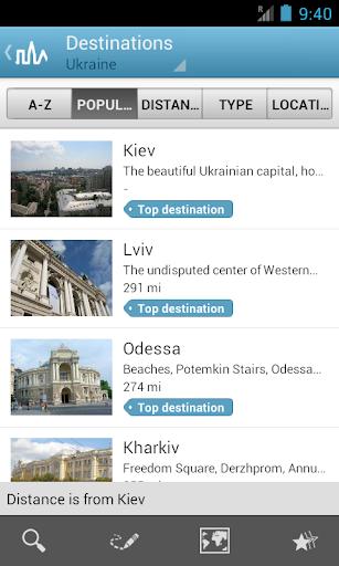 Ukraine Guide by Triposo