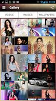 Screenshot of Sunny Leone Official App