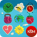 KM Watch faces / Clock Widgets