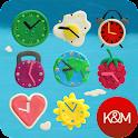 KM Watch faces / Clock Widgets