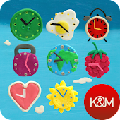 KM Clock Widgets / Watch faces