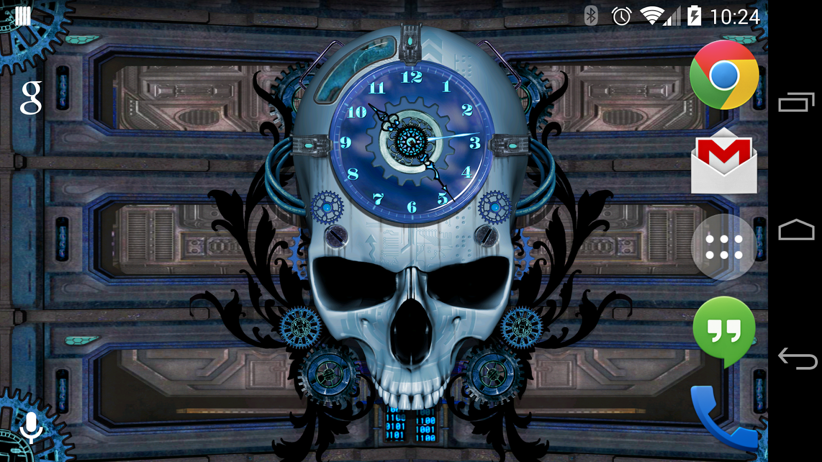 Steampunk Clock Free Wallpaper – Android Apps Auf Google Play