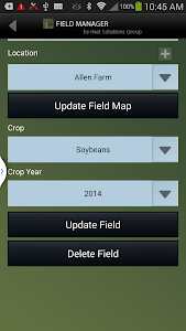 Field Manager screenshot 3