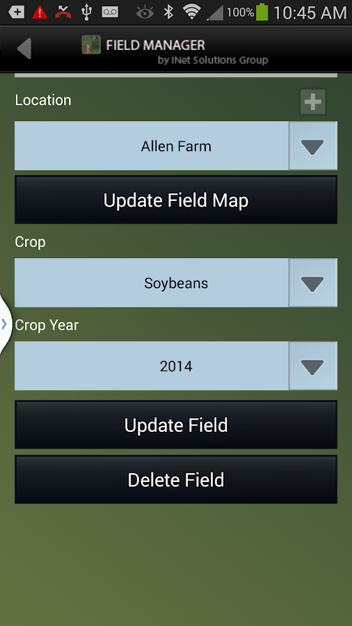 Field Manager - Android Apps on Google Play