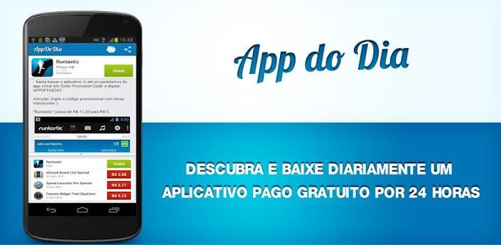 App do Dia - 100% Gratuito