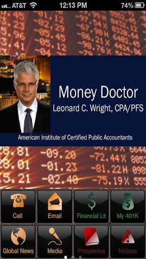 Leonard C. Wright CPA PFS
