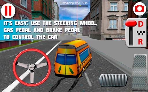 Taxi Simulator 3D 2015