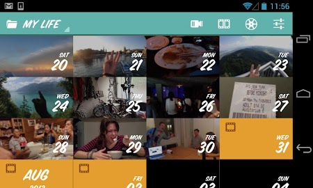 1 Second Everyday Screenshot 11
