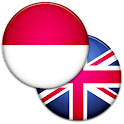 Indonesian English Dictionary logo