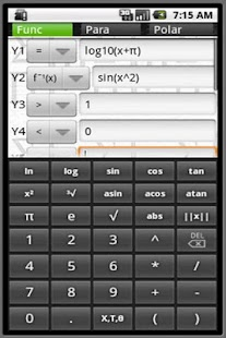 MathPac - Graphing Calculator- screenshot thumbnail