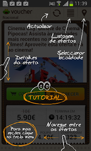 SAPO Voucher - screenshot thumbnail