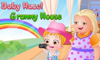 Screenshot of Baby Hazel Granny House