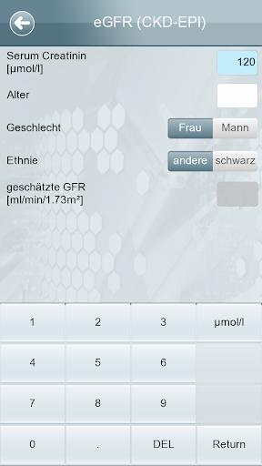 【免費醫療App】eGFR light-APP點子