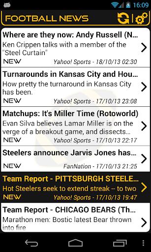 Pittsburgh Football News