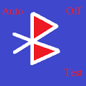 Bluetooth Auto Off Test icon