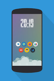 NAXOS FLAT ROUND - ICON PACK Screenshot 11