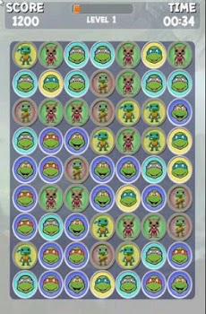 Ninja Turtles Splash Gameのおすすめ画像2