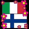 Finnish-Italian Dictionary icon