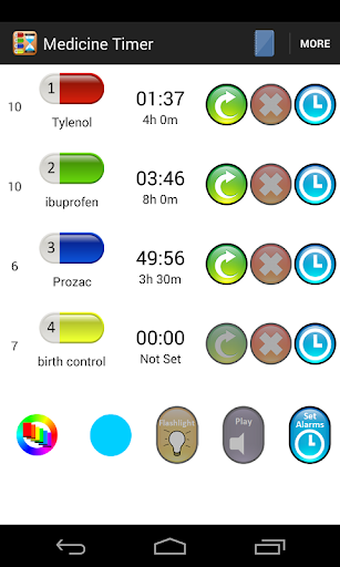 Pill Reminder - Medicine Timer