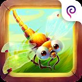 Стрекоза - игра для детей