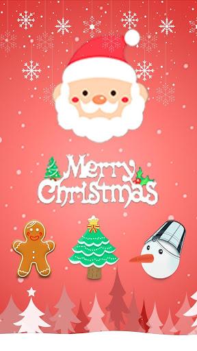 Merry Christmas GO Theme