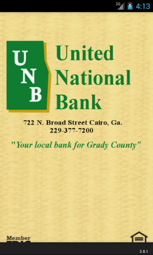 United National Bank Mobile