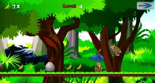 Jungle Monkey Kong 2