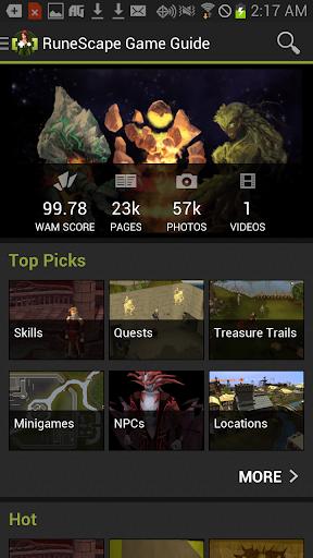 Wikia: RuneScape