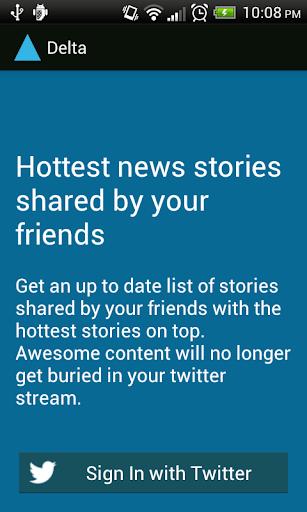 Delta Social News