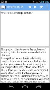 JavaInfo- screenshot thumbnail