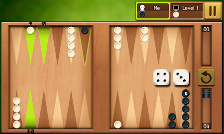 Backgammon King 14.0 screenshot 332323