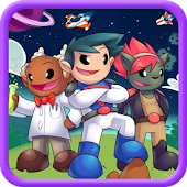 Space Heroes Pocket Toons