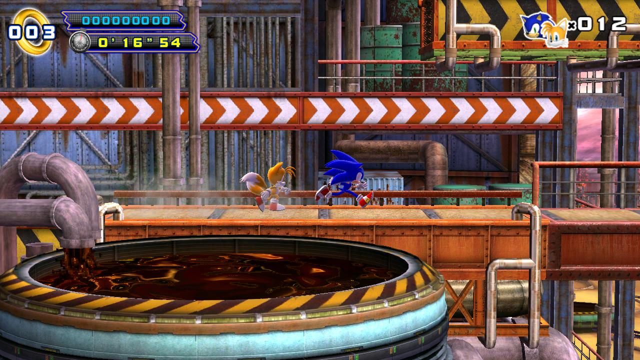 Sonic 4 Episode II THD Screenshot 2