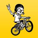 Skeleton Rider - Stunts Defied icon