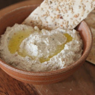 Sprouted Chickpea Hummus