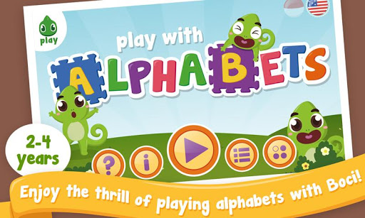 Boci Play Alphabets