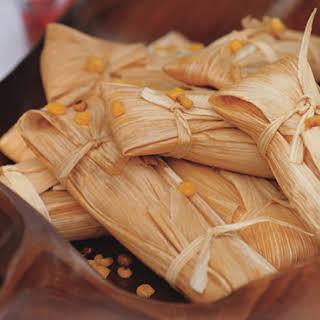 Chorizo Tamales.