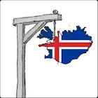 Hangman Icelandic icon