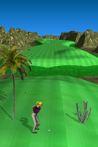 Par 72 Golf  Lite - screenshot