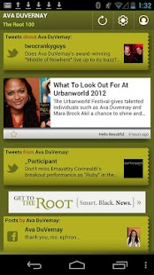 Ava Duvernay: The Root 100 - screenshot thumbnail