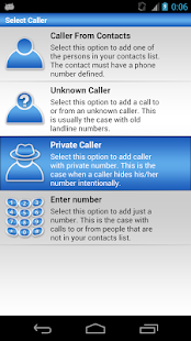 Fake Call Log- screenshot thumbnail