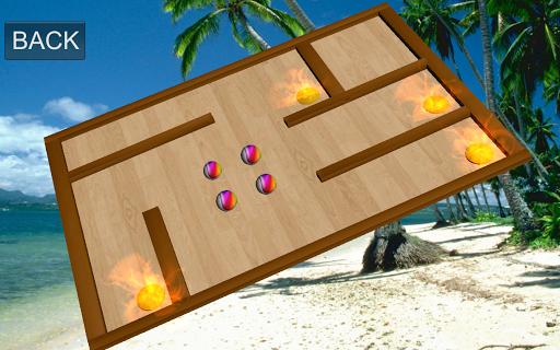 火球迷宮3D