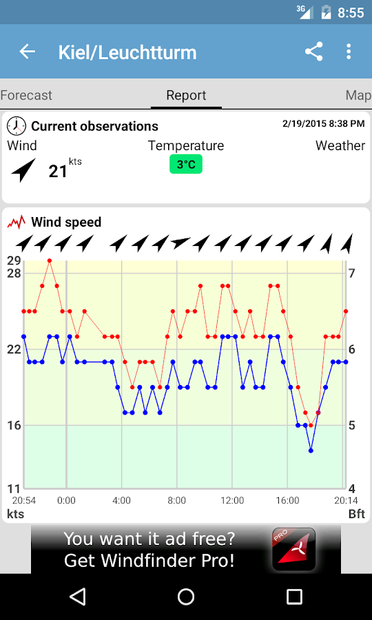 Windfinder - Android Apps on Google Play