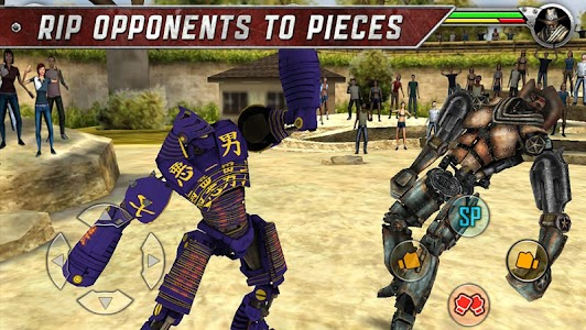 Real Steel Friends v1.0.67