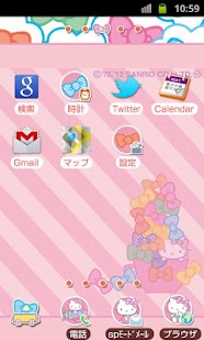 HELLO KITTY Theme77 - screenshot thumbnail