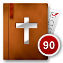 Bible Reading Plan - 90 Day icon
