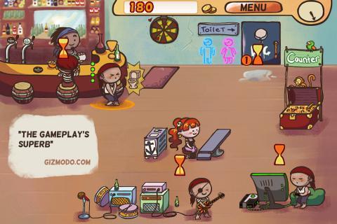 Barrr- screenshot