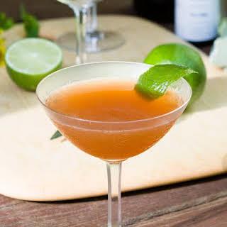 The Fig Leaf Cocktail.