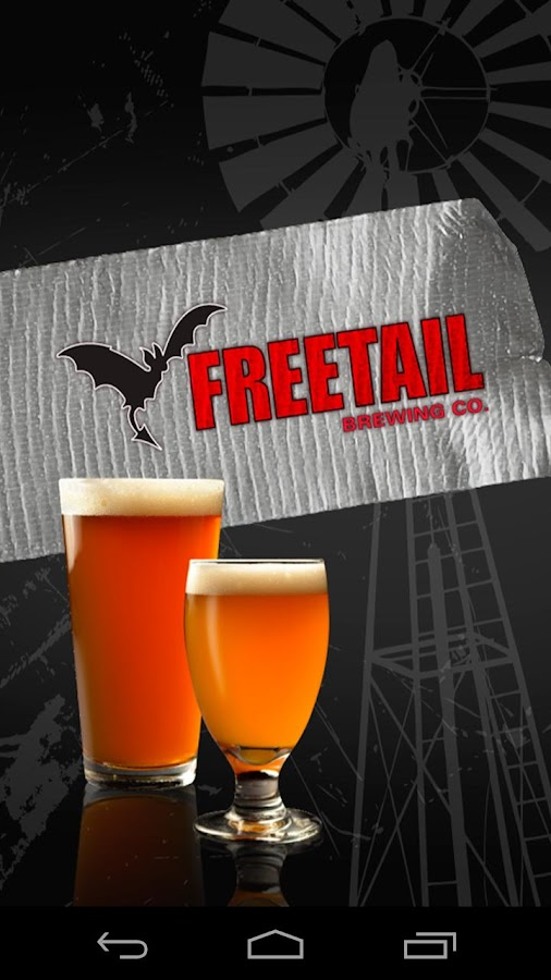 Freetail Brewing Company - screenshot