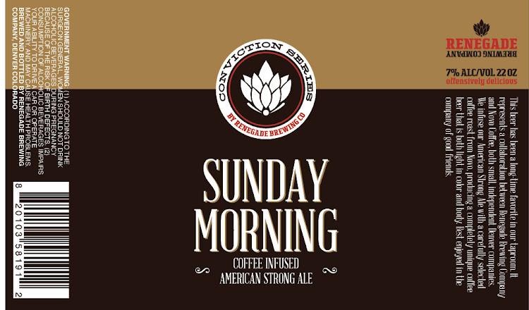 Logo of Renegade Sunday Morning